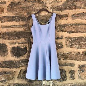 Lulus Light Blue Skater Dress